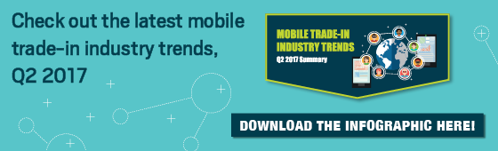 Q2 2017 Mobile Trade-in Industry Trends