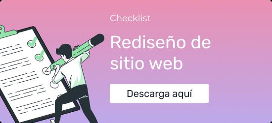 checklist-rediseño-web
