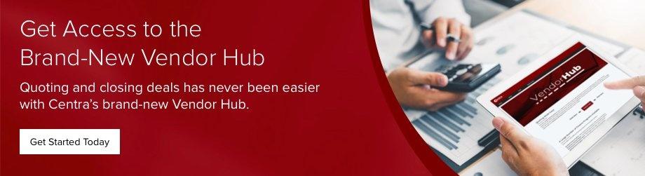 Vendor Hub Access