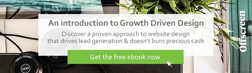 Growth driven design g2m solutions inbound marketing agency sydney web design sydney