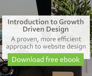 Download free ebook on growth driven design, a new approach to website design sydney