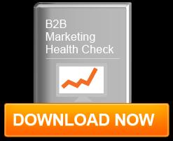 B2B Marketing Health Check