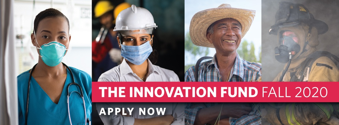 Innovation Fund Fall 2020 Apply Now
