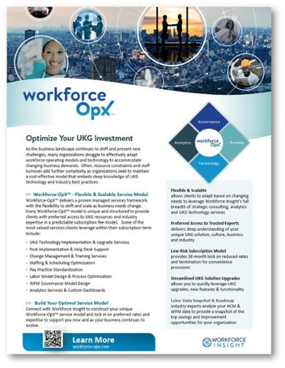Download Workforce-OpX Overview