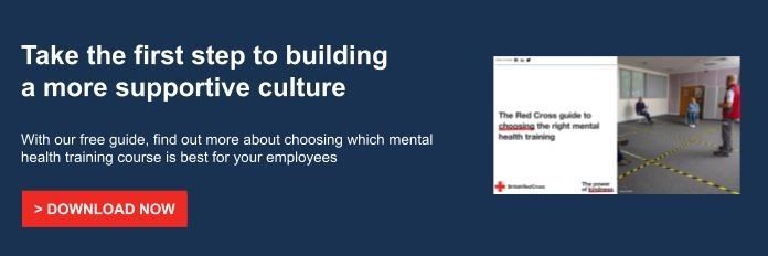 Choosing mental health training provider
