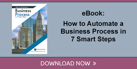 how to automate a business process