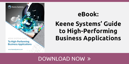 high-performing business applications