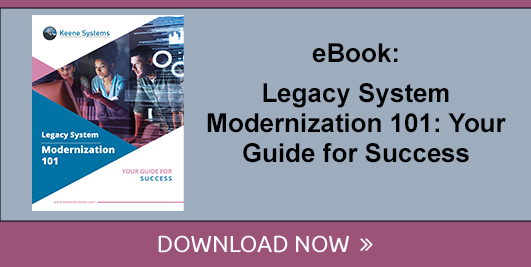 Legacy System Modernization 101 - Your Guide for Success