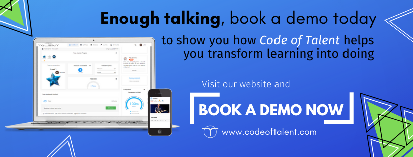 Visit our website and book a demo
