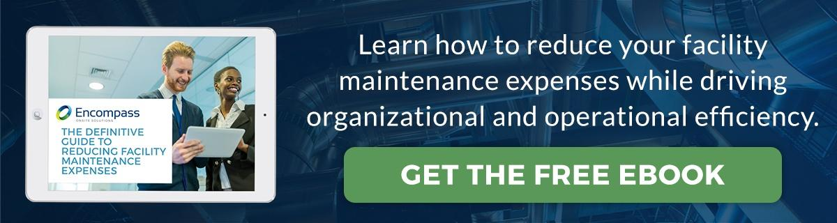 reducing facility maintenance expenses ebook