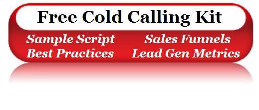 Free Cold Calling Kit