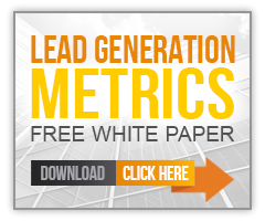Lead Generation Metric Free Whitepaper