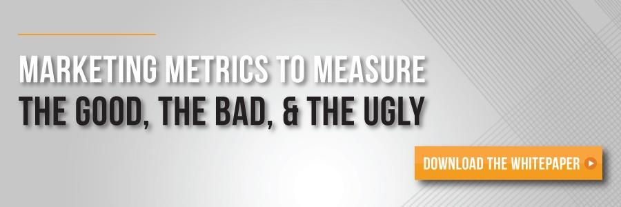 Marketing Metrics to Measure Offer