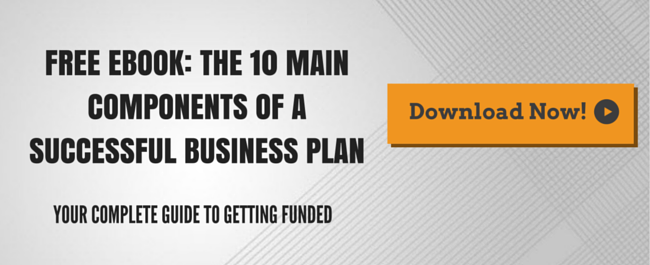 The 10 Main Components of a Successful Business Plan
