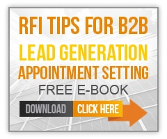 Lead Generation Appointment Setting Ebook CTA
