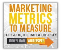 Marketing Metrics to Measure