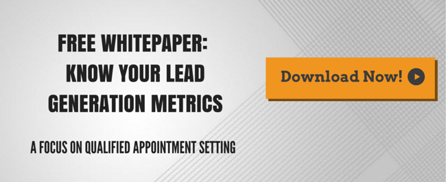 Lead Generation Metrics CTA