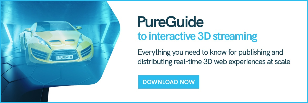 PureGuide to Interactive 3D cloud streaming