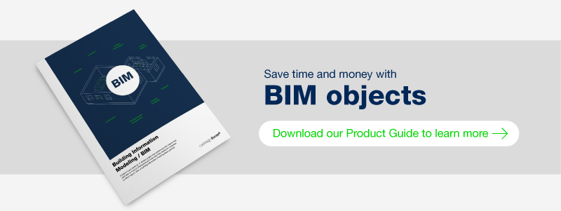 Bim objects product guide by Cadesign form