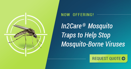 in2care mosquito traps houston