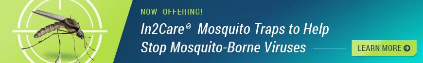 in2care mosquito traps houston