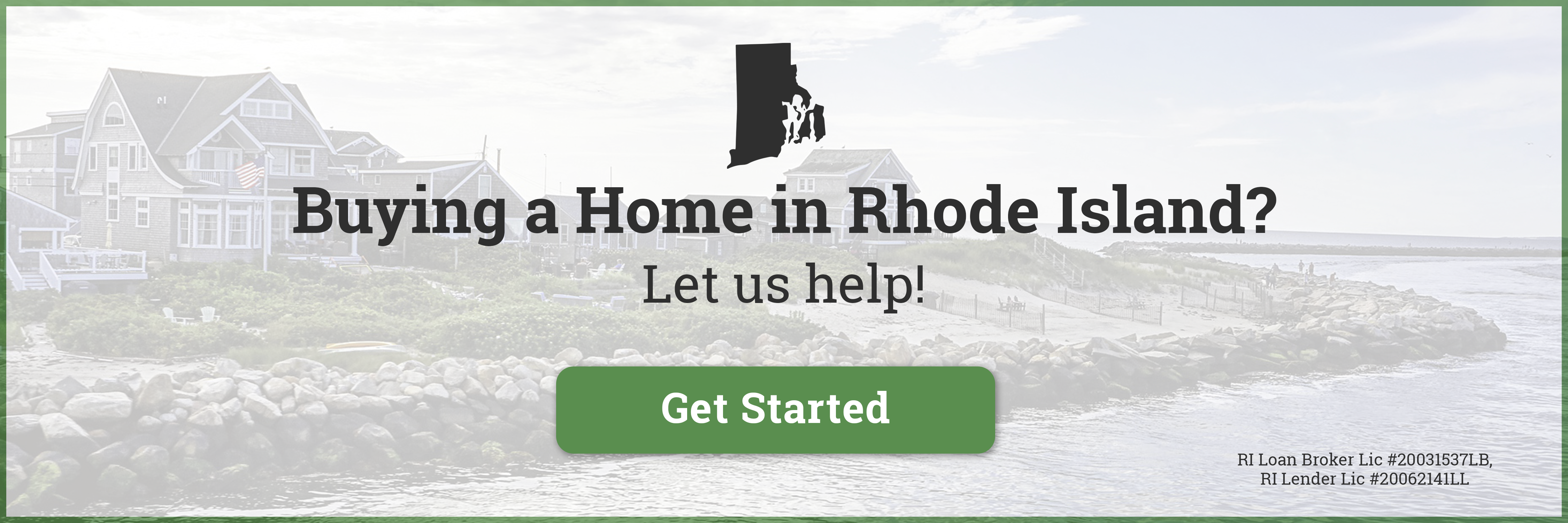Buying a Home in Rhode Island?