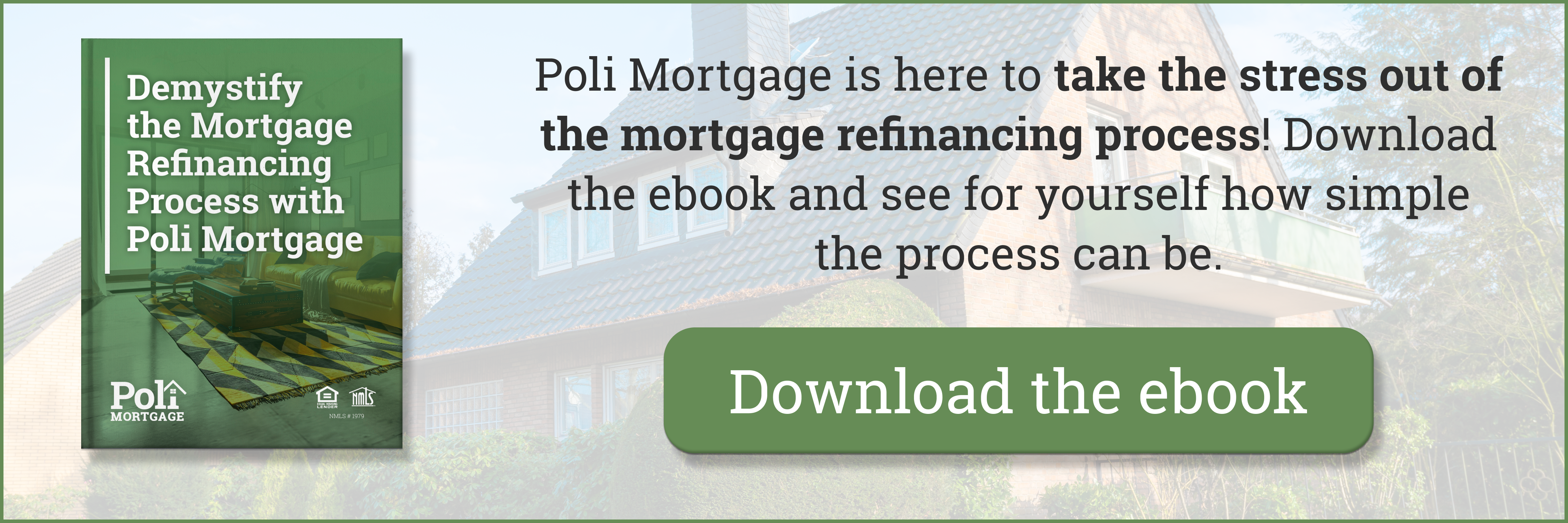 BLOG Demystify the Mortgage Refinancing Process