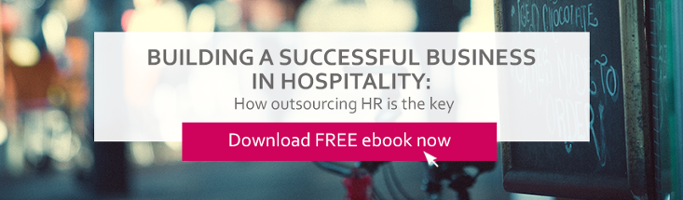 Building a successful business in hospitality: How outsourcing HR is the key