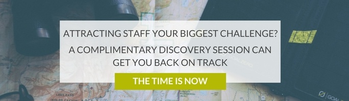 Register for complimentary discovery session: Free analysis of your HR and recruitment processes