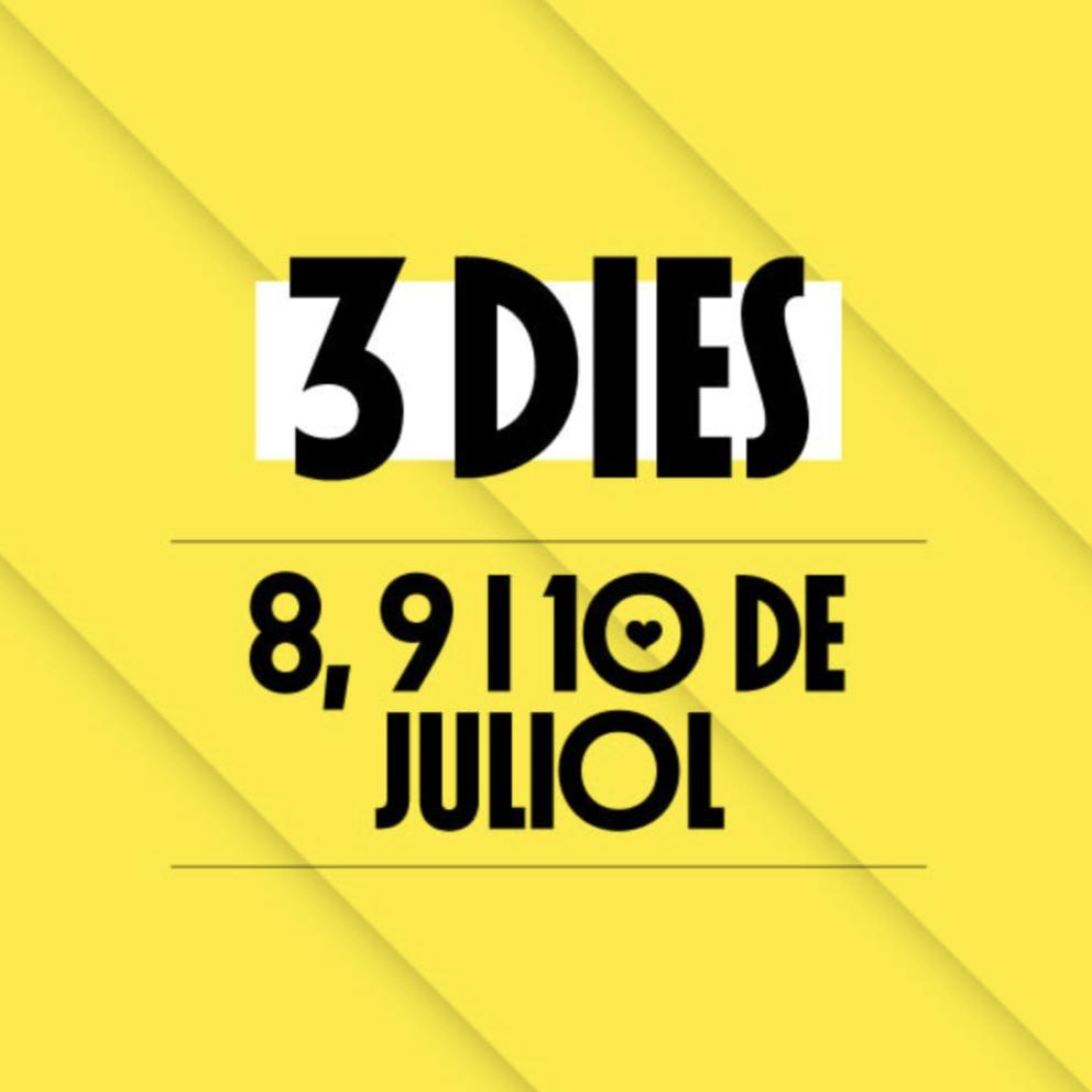 3 dies