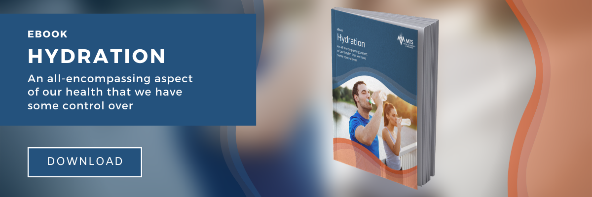 Hydration | MTS Physical Therapy & Wellness