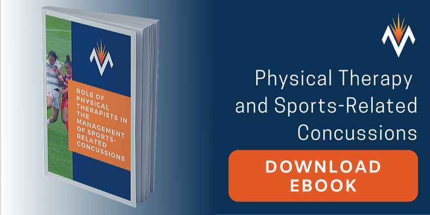 Role of Physical Therapists in the Management of Sports-Related Concussions | MTS