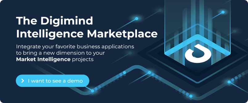 Demo the Digimind Intelligence Marketplace today!