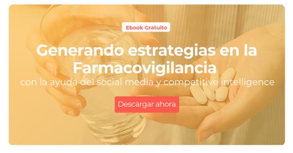 Descubre nuestra guía Social Media y Competitive Intelligence para la Farmacovigilancia