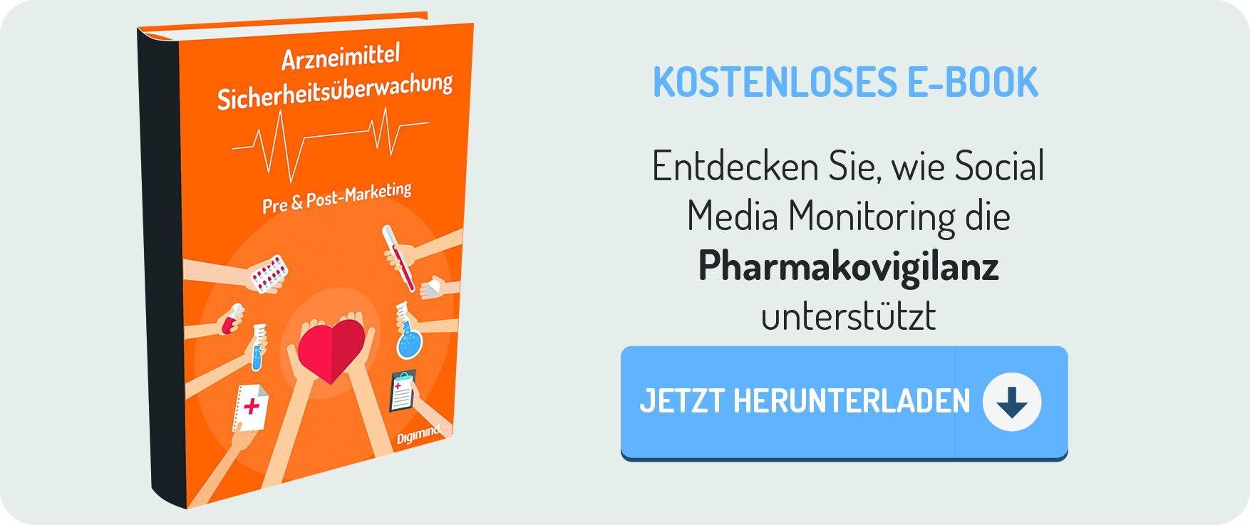 E-Book 'Pharmakovigilanz' herunterladen