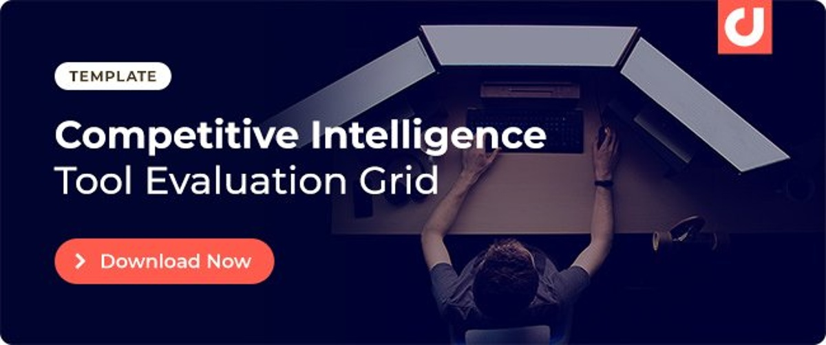 Competitive Intelligence Tool Evaluation Grid - Template - EN BLOG