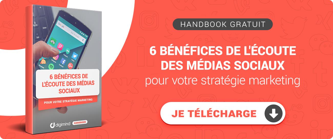 6 bénéfices de l'écoute des média sociaux   pour optimiser votre stratégie marketing