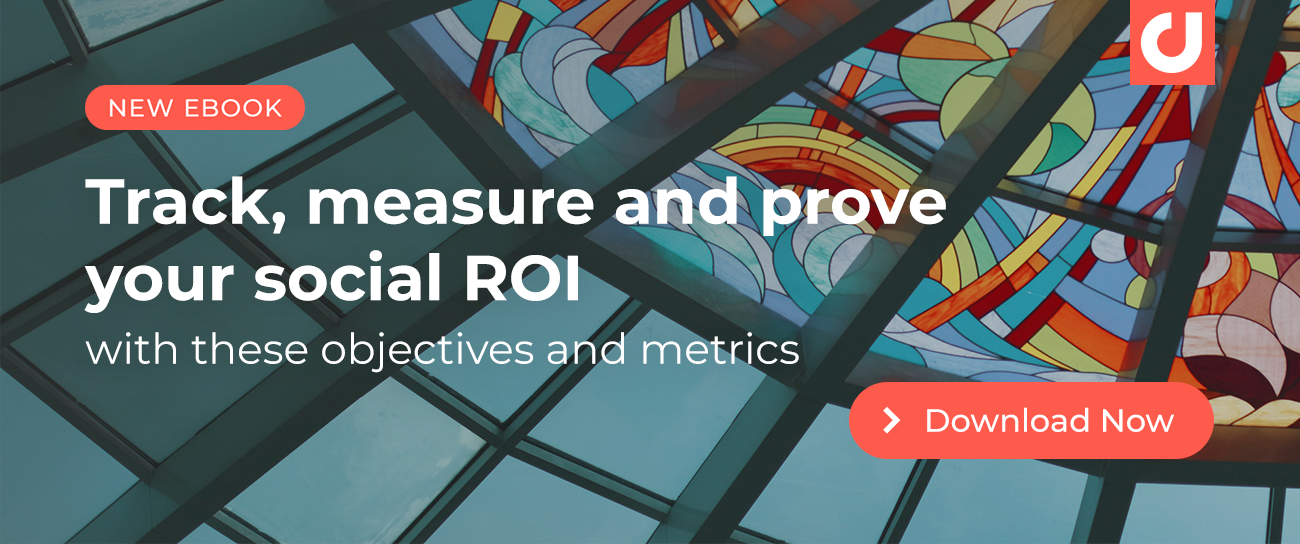 Track, measure and prove your social ROI with these objectives and metrics. Get this eBook now!