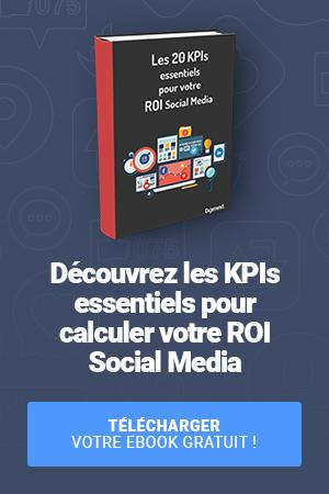 KPIs essentiels pour calculer son ROI social media
