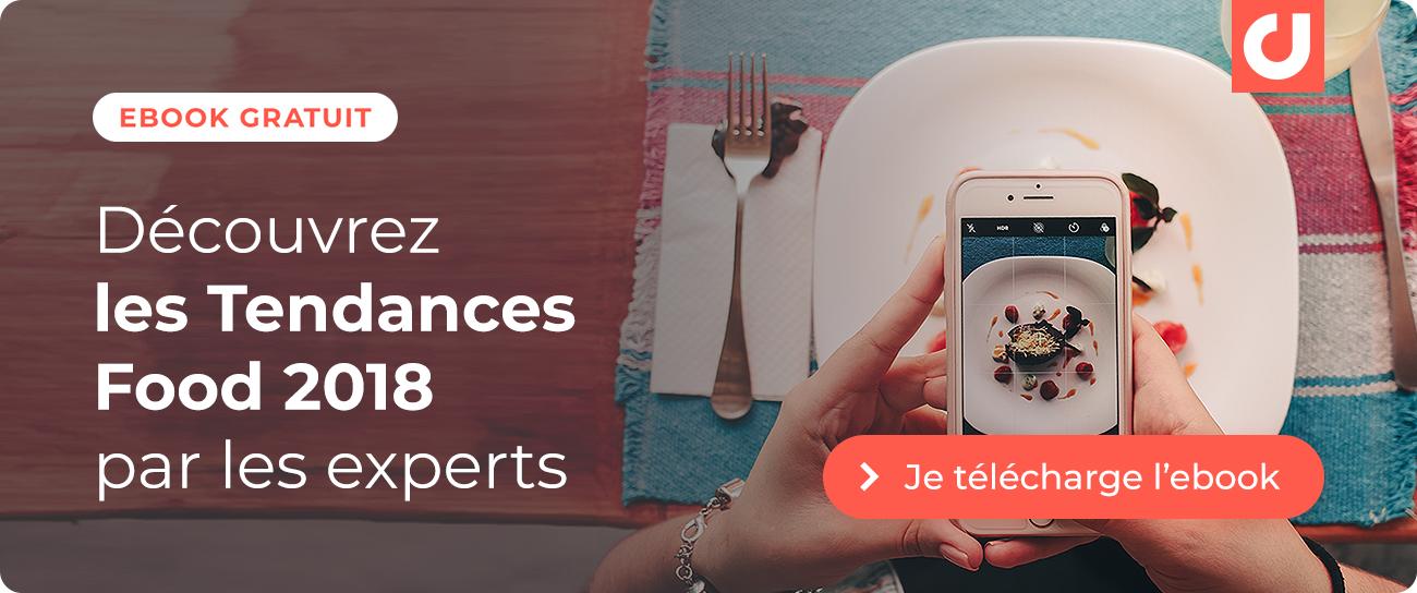 Téléchargez le guide gratuit Tendances Food 2018-2019 par les experts