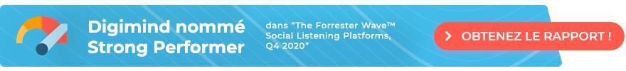 Téléchargez le rapport The Forrester Wave: Social Listening Platforms, Q4 2020