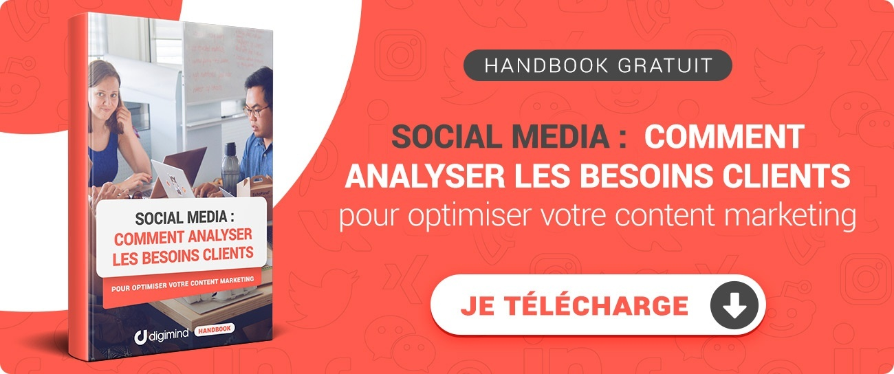 Handbook : Comment analyser vos besoins clients pour optimiser votre content marketing