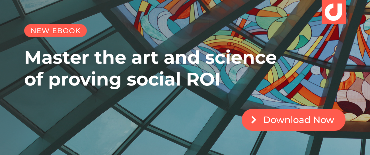 Master the art and science of proving social ROI! Download our new eBook now.