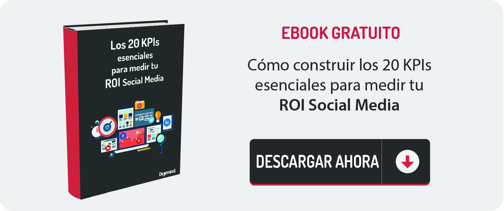 Cómo crear dashboards para tus KPIs Social Media?