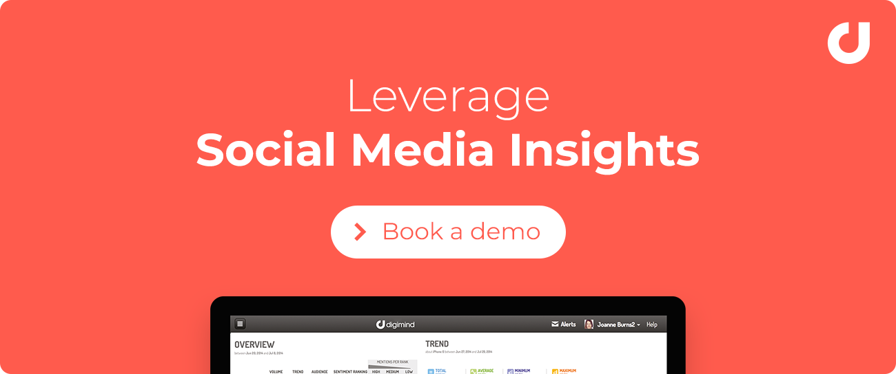 Leverage social media insights and book a demo now!