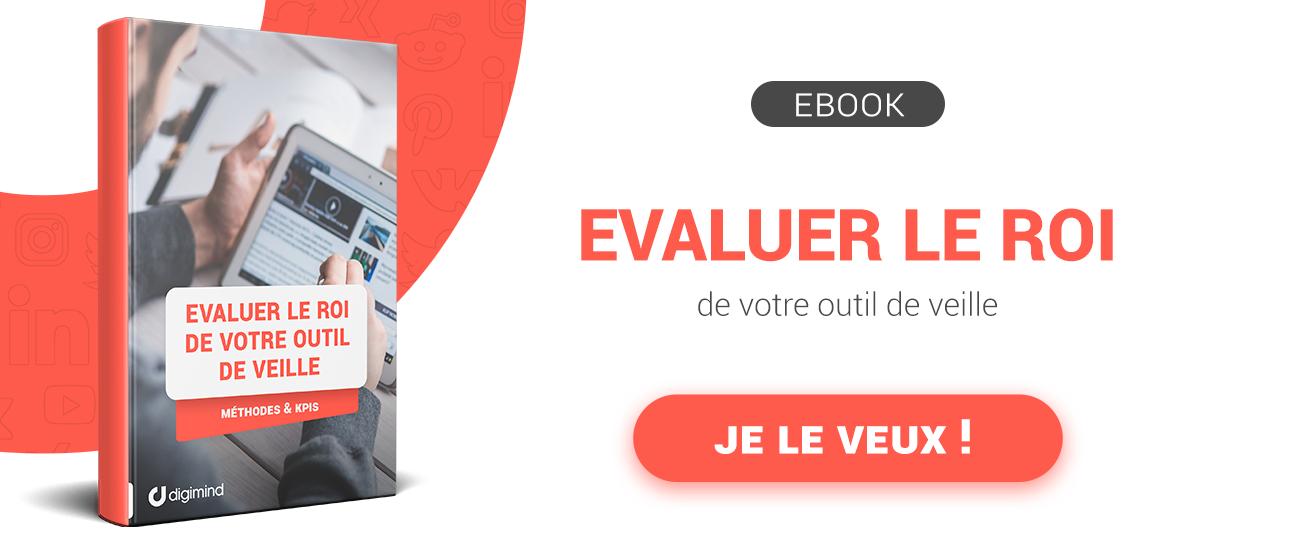 Télécharger l'ebook gratuit : Evaluer le ROI de votre logiciel de veille