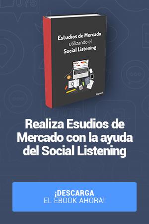Estudios de mercado utilizando Social Listening