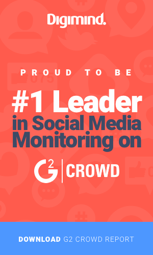 Leader in social media monitoring