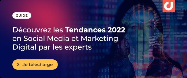 Je télécharge le Guide Tendances 2021  en Digital et Social Media