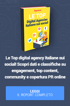 Le top Digital Agencies italiane sui social!
